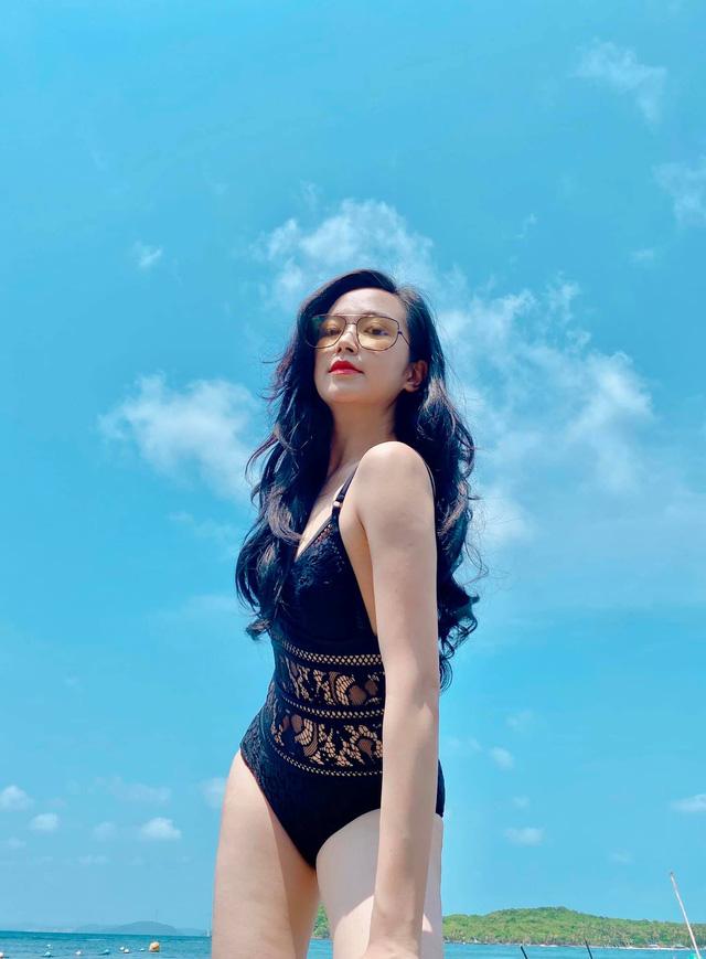 Chưa hè mà Kim Oanh đã diện bikini khoe thân hình nuột nà - Ảnh 10.