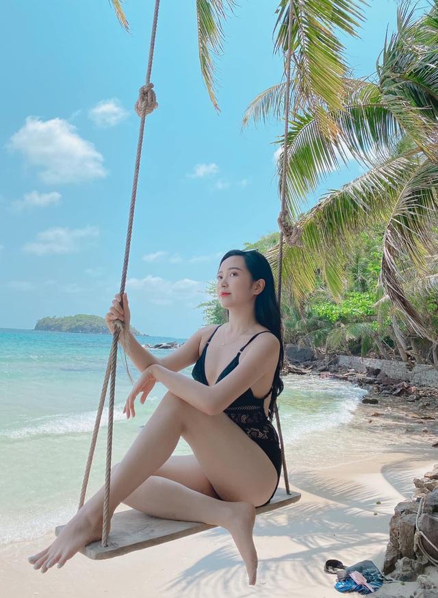 Chưa hè mà Kim Oanh đã diện bikini khoe thân hình nuột nà - Ảnh 11.