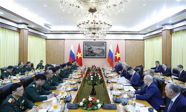 Hợp tác quốc phòng - an ninh là trụ cột trong quan hệ Việt Nam - Nga - Ảnh 1.