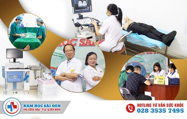 Địa chỉ khám nam khoa nào tốt ở thành phố Hồ Chí Minh? - Ảnh 2.