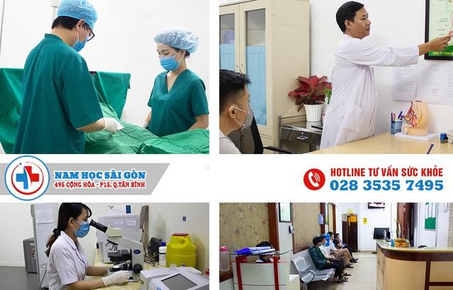 Địa chỉ khám nam khoa nào tốt ở thành phố Hồ Chí Minh? - Ảnh 3.