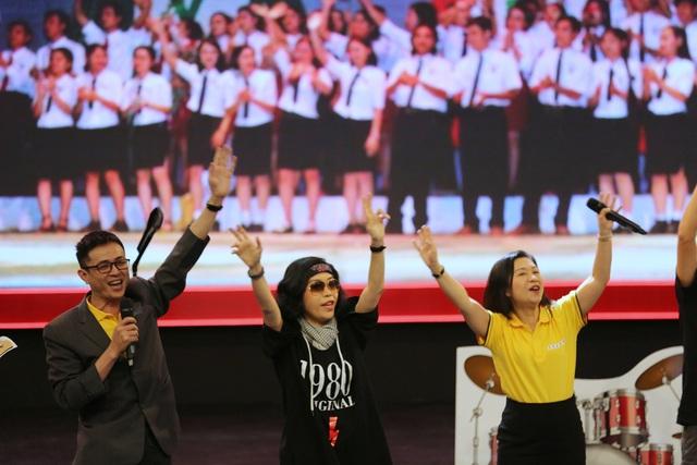 Gala SV 2020 - 2021: Cuộc hội ngộ với bầu trời kỷ niệm của các thế hệ SV - ảnh 4