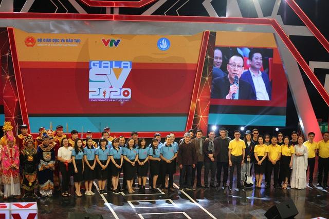 Gala SV 2020 - 2021: Cuộc hội ngộ với bầu trời kỷ niệm của các thế hệ SV - ảnh 5