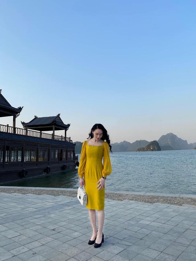 Quách Thu Phương trẻ trung bất ngờ trong hậu trường Hương vị tình thân - Ảnh 4.