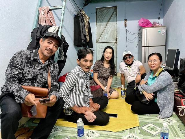 Quyên góp được hơn 400 triệu cho diễn viên Thương Tín, diễn viên Kim Chi thông báo ngừng nhận tiền - Ảnh 2.
