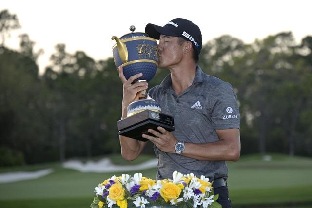 Những nhà vô địch golf đáng chú ý trong tuần qua - Ảnh 1.