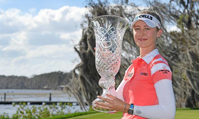 Những nhà vô địch golf đáng chú ý trong tuần qua - Ảnh 3.