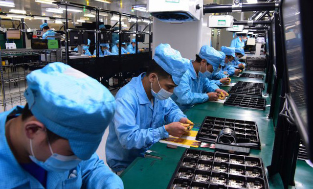 """Doanh nghiệp Trung Quốc """"lách luật hạn chế của Mỹ - Ảnh 1."""