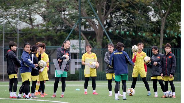 Hai đội Dự tuyển Nữ trẻ Quốc gia hội quân trở lại - Ảnh 1.