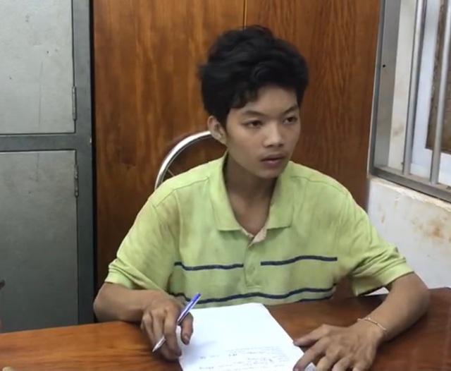Thủ phạm đánh bé gái ngất xỉu ở rừng cao su là thiếu niên 16 tuổi - ảnh 1