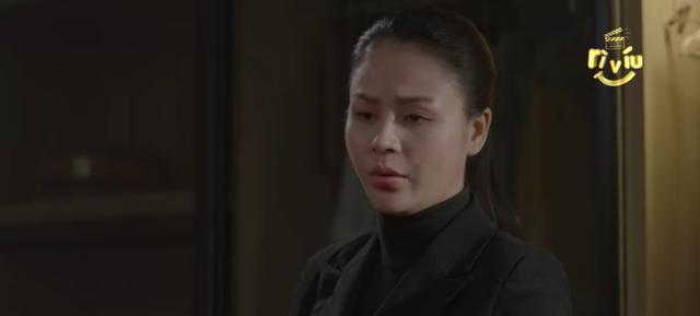 Hướng dương ngược nắng - Tập 43: Hoàng (Việt Anh) có lỗi nhưng không có tội, bà Cúc (NSND Thu Hà) đương đầu trước bão táp - ảnh 3