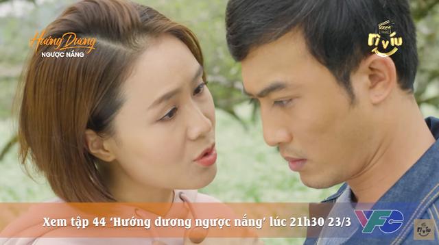Hướng dương ngược nắng - Tập 44: Phúc muốn quay về bên Minh, Châu chợt hỏi biết đâu một ngày nào đó chúng ta thích nhau - ảnh 6