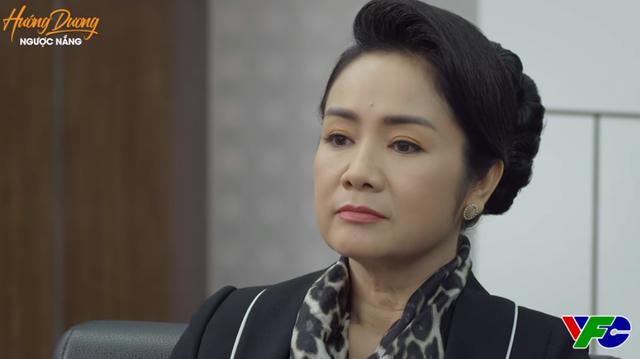 Hướng dương ngược nắng - Tập 44: Hoàng (Việt Anh) trở mặt đòi rút vốn khỏi Cao Dược - ảnh 2