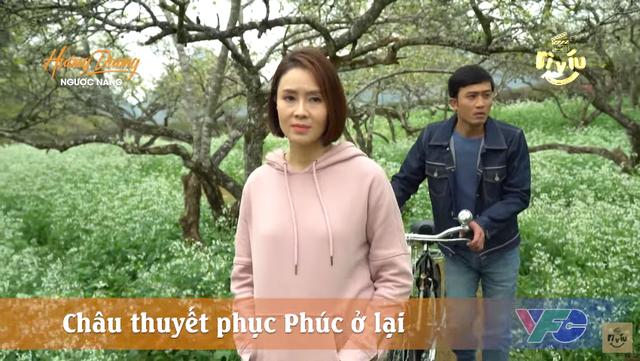 Hướng dương ngược nắng - Tập 44: Phúc muốn quay về bên Minh, Châu chợt hỏi biết đâu một ngày nào đó chúng ta thích nhau - ảnh 1
