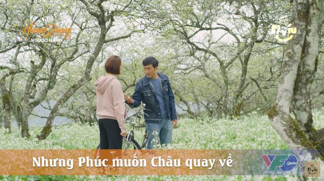 Hướng dương ngược nắng - Tập 44: Phúc muốn quay về bên Minh, Châu chợt hỏi biết đâu một ngày nào đó chúng ta thích nhau - ảnh 4