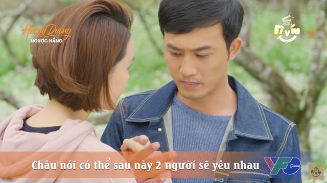 Hướng dương ngược nắng - Tập 44: Phúc muốn quay về bên Minh, Châu chợt hỏi biết đâu một ngày nào đó chúng ta thích nhau - ảnh 5