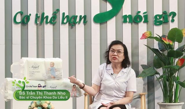 Tã bỉm Angel - Thương hiệu bỉm cao cấp của trẻ em Việt - Ảnh 2.