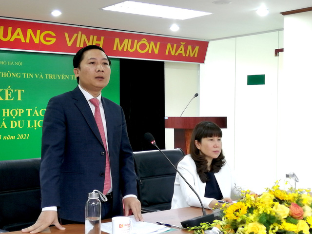 Hà Nội mở lễ hội kích cầu du lịch lớn nhất năm, ra mắt sản phẩm Hoàng thành về đêm' - Ảnh 2.