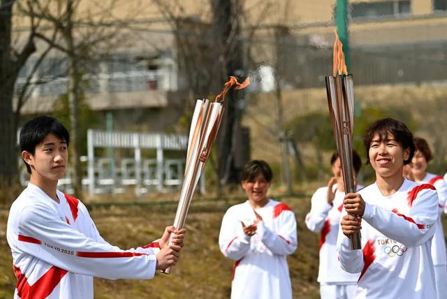 Nhật Bản: Bắt đầu lễ rước đuốc Olympic Tokyo 2020 tại Fukushima - Ảnh 5.