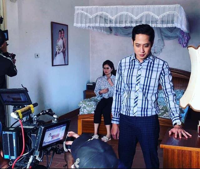 Mạnh Hưng từ Hải bóng bỏ Diễm Loan, kết đôi với bạn gái ngoài đời của Trí trong phim mới - Ảnh 1.