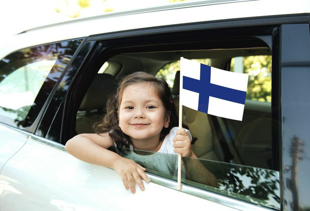 Những quốc gia hạnh phúc nhất thế giới năm 2021 - Ảnh 1.