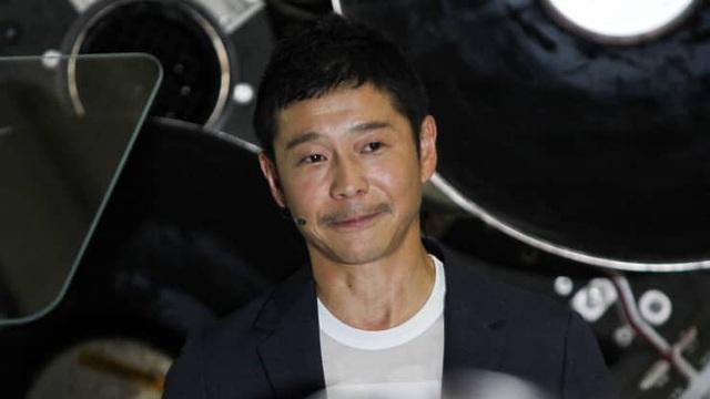 Tỷ phú Nhật Bản mời 8 người bay cùng lên mặt trăng miễn phí - Ảnh 1.