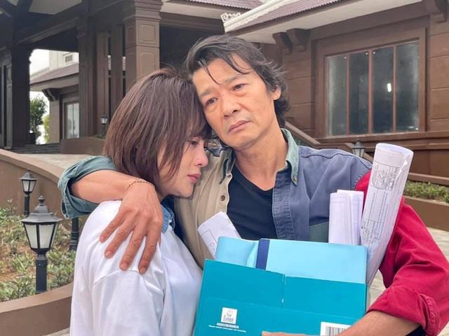 Võ Hoài Nam giận hờn khi bị gọi bằng bố trong phim mới - Ảnh 1.
