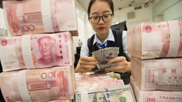 Vì sao Trung Quốc không ghìm đà tăng giá của Nhân dân tệ? - ảnh 2