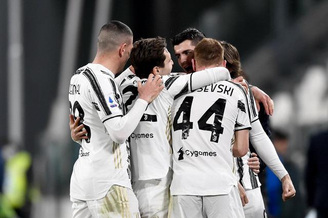 Ronaldo tiếp tục ghi bàn, Juventus thắng đậm Spezia - Ảnh 1.