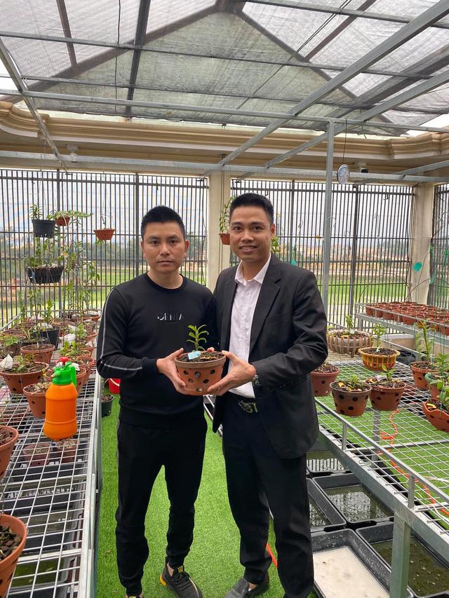 Doanh nhân Nguyễn Văn Thắng sở hữu vườn lan Var độc đáo trên sân thượng - Ảnh 6.