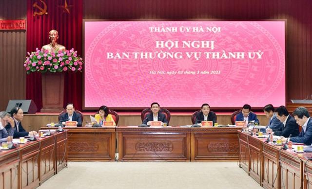 Hà Nội thông qua chủ trương phê duyệt quy hoạch phân khu 4 quận nội đô - Ảnh 1.