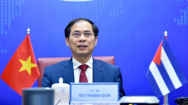 Việt Nam chia sẻ các biện pháp ứng phó COVID-19 với Cuba - ảnh 1