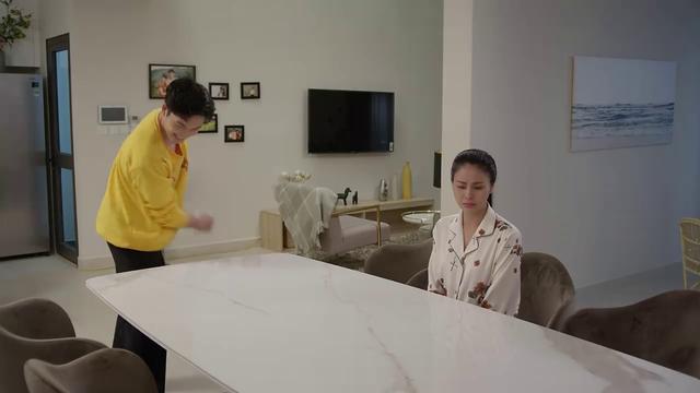 Hướng dương ngược nắng - Tập 36: Khiến Châu mất chức, bố con Vỹ còn sắp tung clip full không che rồi vu cho Minh - ảnh 13