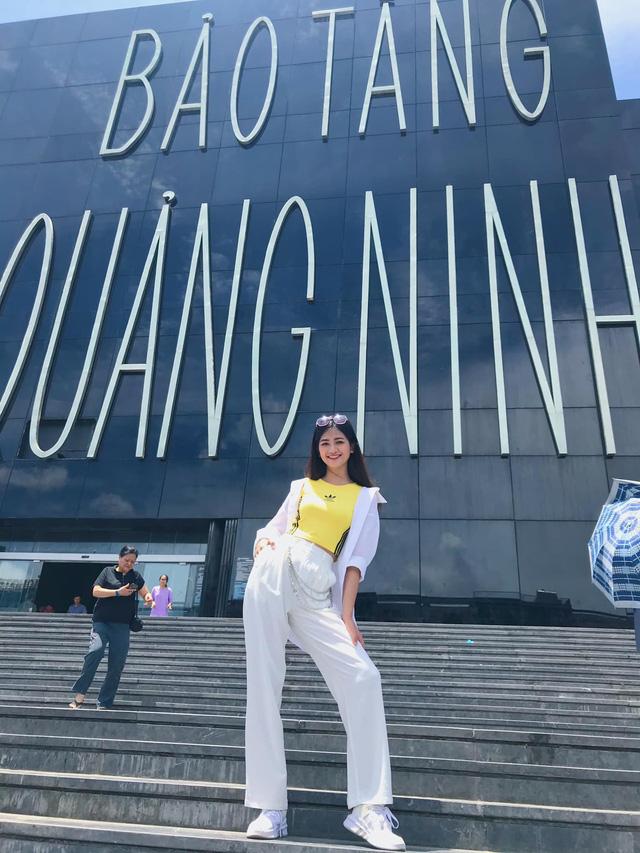 Top 5 Miss World Vietnam làm MC trên VTV - Ảnh 7.