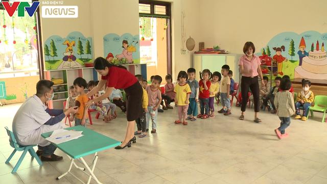Hơn 14.000 trẻ em được sàng lọc tim bẩm sinh miễn phí tại Vĩnh Phúc - Ảnh 4.
