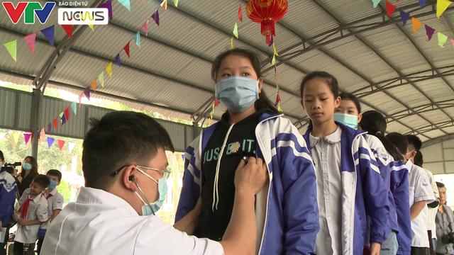 Hơn 14.000 trẻ em được sàng lọc tim bẩm sinh miễn phí tại Vĩnh Phúc - Ảnh 2.