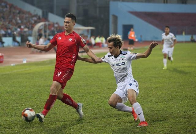 Lịch thi đấu và trực tiếp vòng 7 V.League 2021: Tâm điểm Hải Phòng – HAGL, Nam Định – SLNA - Ảnh 2.