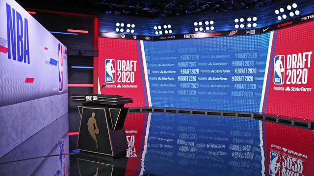 NBA công bố thời gian bắt đầu NBA Draft 2021 - Ảnh 1.