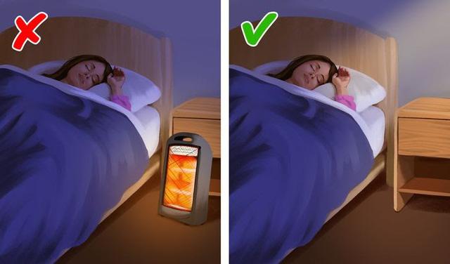 8 món đồ gây tác hại không ngờ nếu đặt trong phòng ngủ - ảnh 7