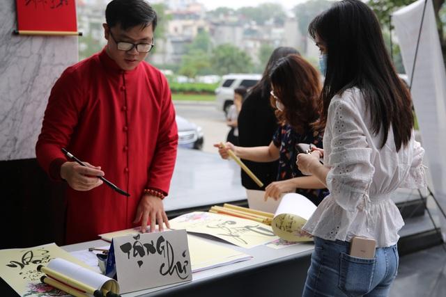 Cán bộ, nhân viên Đài THVN hào hứng tham gia hiến máu nhân đạo - Ảnh 14.