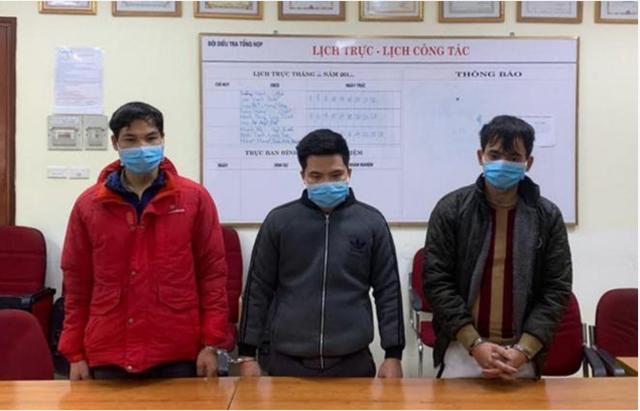 Triệt phá đường dây làm giấy khám sức khỏe giả số lượng lớn tại Hà Nội - Ảnh 1.