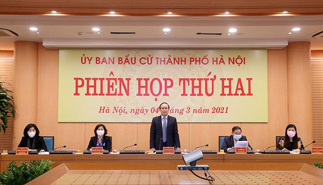 Hà Nội có 59 người ứng cử đại biểu Quốc hội, 190 người ứng cử đại biểu HĐND - Ảnh 3.