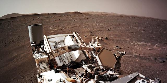 Ấn tượng, mô hình Sao Hỏa khổng lồ tại Bảo tàng Anh - ảnh 5