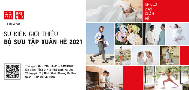 UNIQLO_The Launch of 2021 SS_Press Release_1