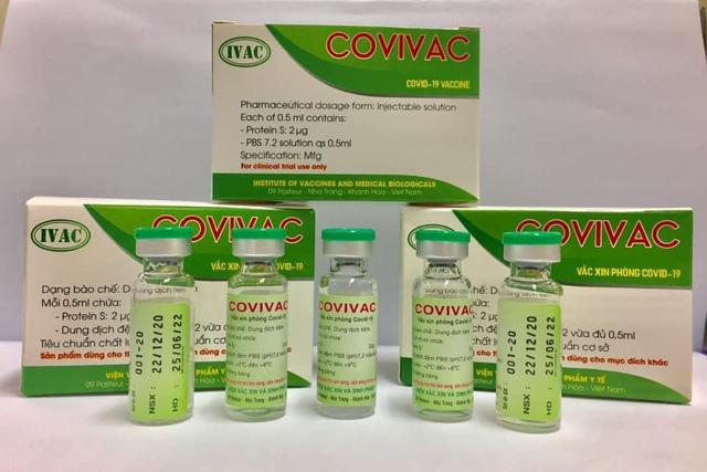Sáng 5/3, bắt đầu tuyển tình nguyện viên tham gia vaccine Made in Vietnam thứ 2- COVIVAC - Ảnh 1.