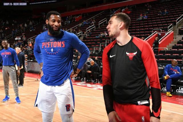 Chicago Bulls gia nhập cuộc đua giành Andre Drummond - Ảnh 1.