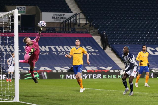 West Brom 0-1 Everton: Richarlison lập công, Everton thắng trận thứ 3 liên tiếp - Ảnh 3.