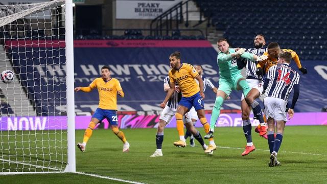 West Brom 0-1 Everton: Richarlison lập công, Everton thắng trận thứ 3 liên tiếp - Ảnh 2.