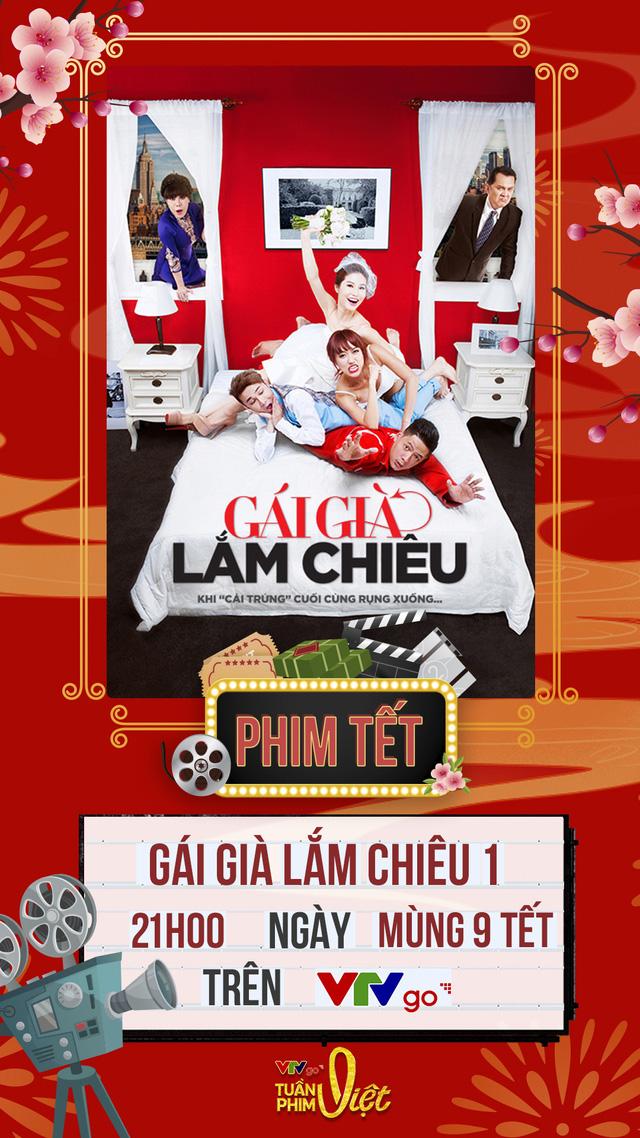 Tuần phim Việt trên VTVGo - Từ phim Chuyển thể đến phim Tết: VTVGo đã thỏa mãn nhu cầu khán giả - Ảnh 4.
