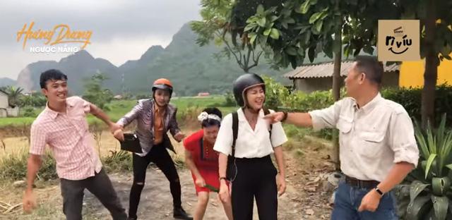 Đạo diễn Hướng dương ngược nắng bật cười trước cảnh Hải quay xe bị bứt râu - Ảnh 2.